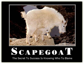 Scapegoat
