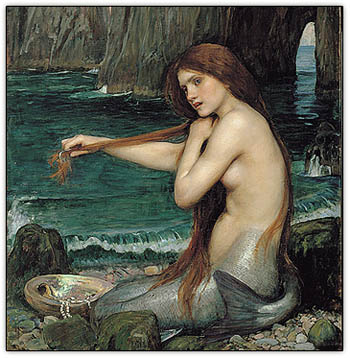 Waterhouse_the_mermaid