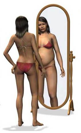 Anorexia_mirror