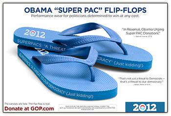Obama-super-pac-flip-flops