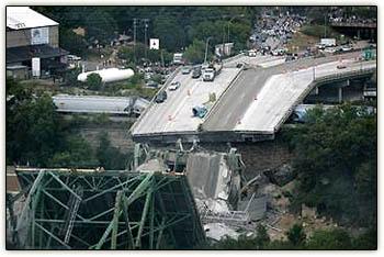 Collapsedbridge