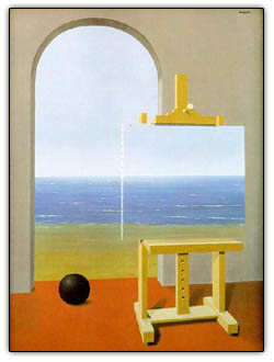 Magrittehumancondition