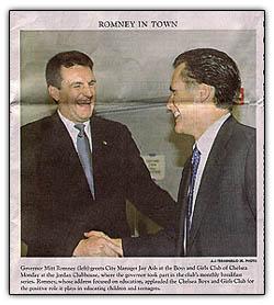 Romneyintown